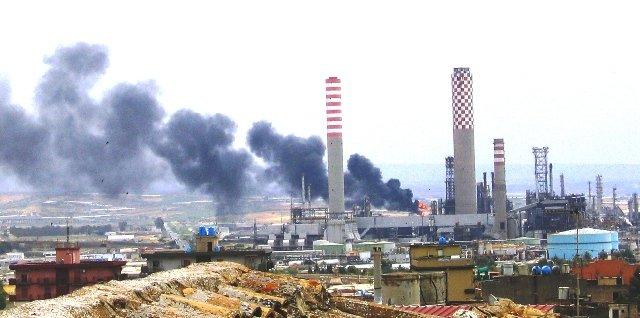 Raffinerie Gela