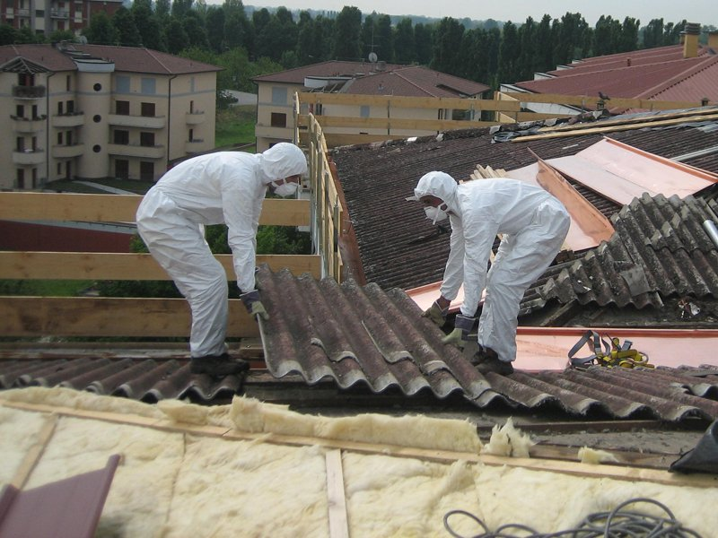 Smaltimento amianto Toscana