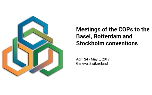Meeting of the COPs to the basel Rotterdam and Stockholm convention