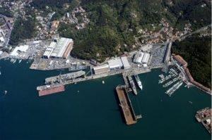 cantieri navali e basi navali