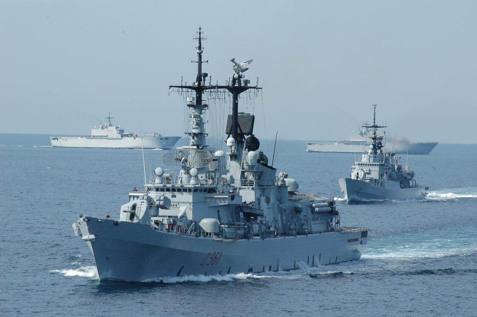 Amianto Marina Militare