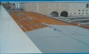 Sostituzione copertura cemento - amianto