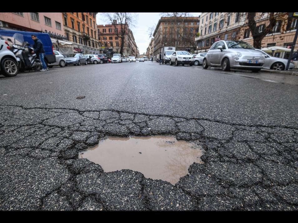 Dissesto idrogeologico Roma