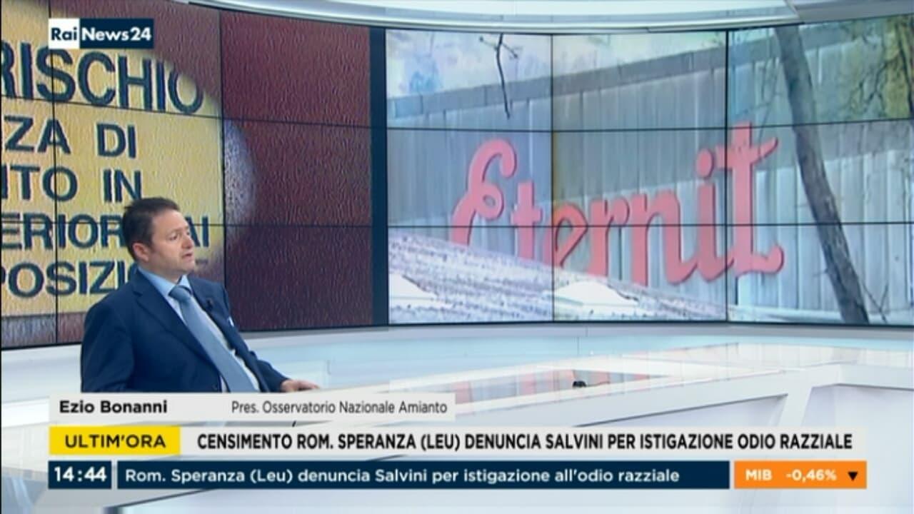 Ezio Bonanni amianto libro bianco