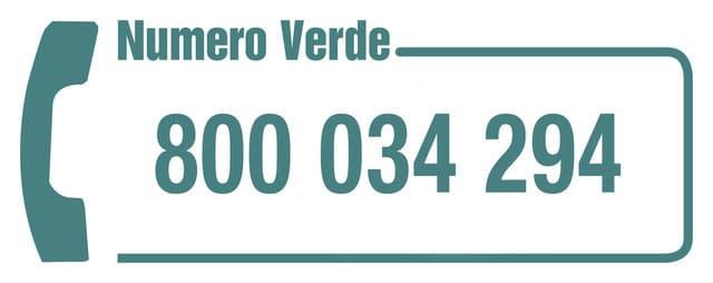 numero verde osservatorio nazionale amianto