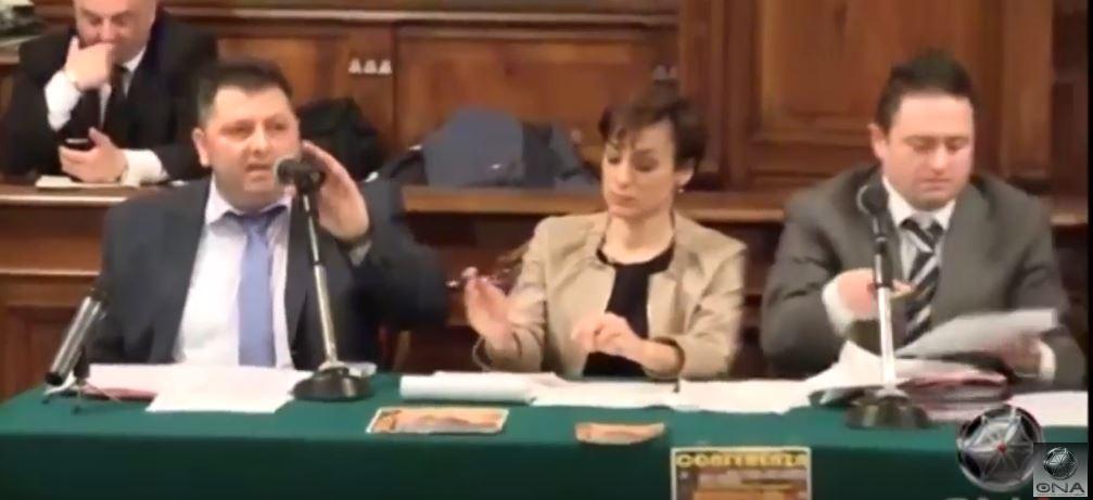 Vittime del dovere: intervento Antonio Dal Cin conferenza ona