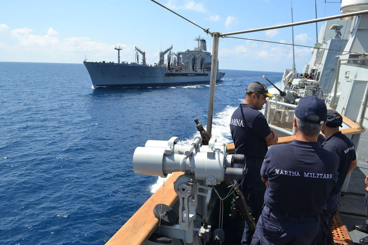 Amianto e Marina Militare