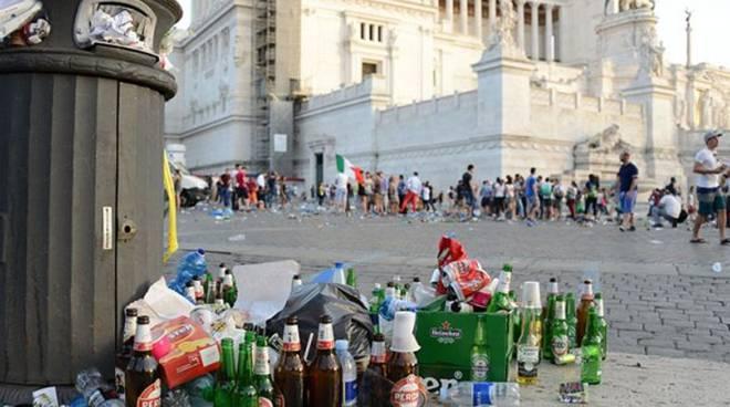 Roma rifiuiti