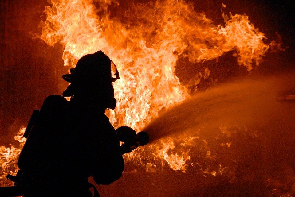 Vigili del fuoco Porto di Trieste