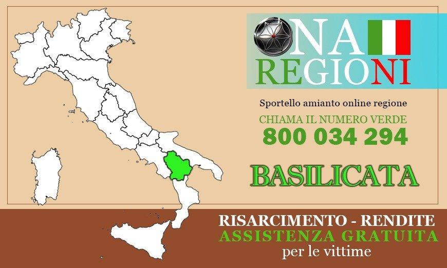 Osservatorio Nazionale Amianto Basilicata