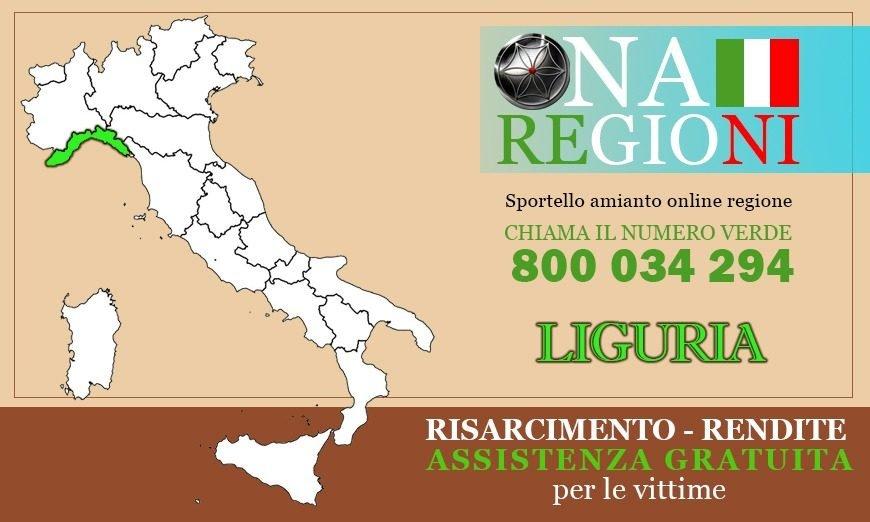 Osservatorio Nazionale Amianto Liguria