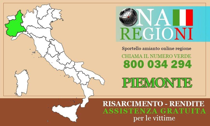 Osservatorio Nazionale Amianto Piemonte