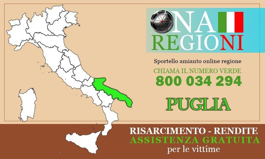 Osservatorio Nazionale Amianto Puglia