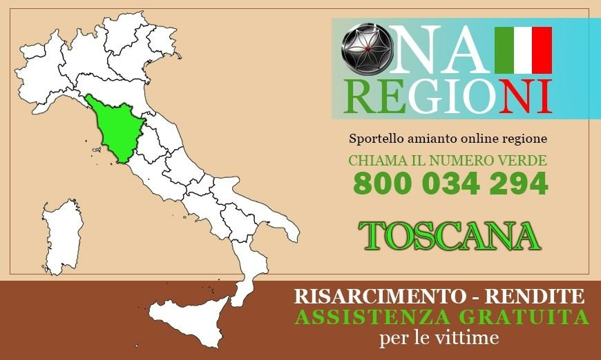Osservatorio Nazionale Amianto Toscana