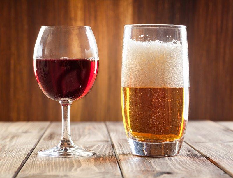 Birra e bevande contaminate con amianto