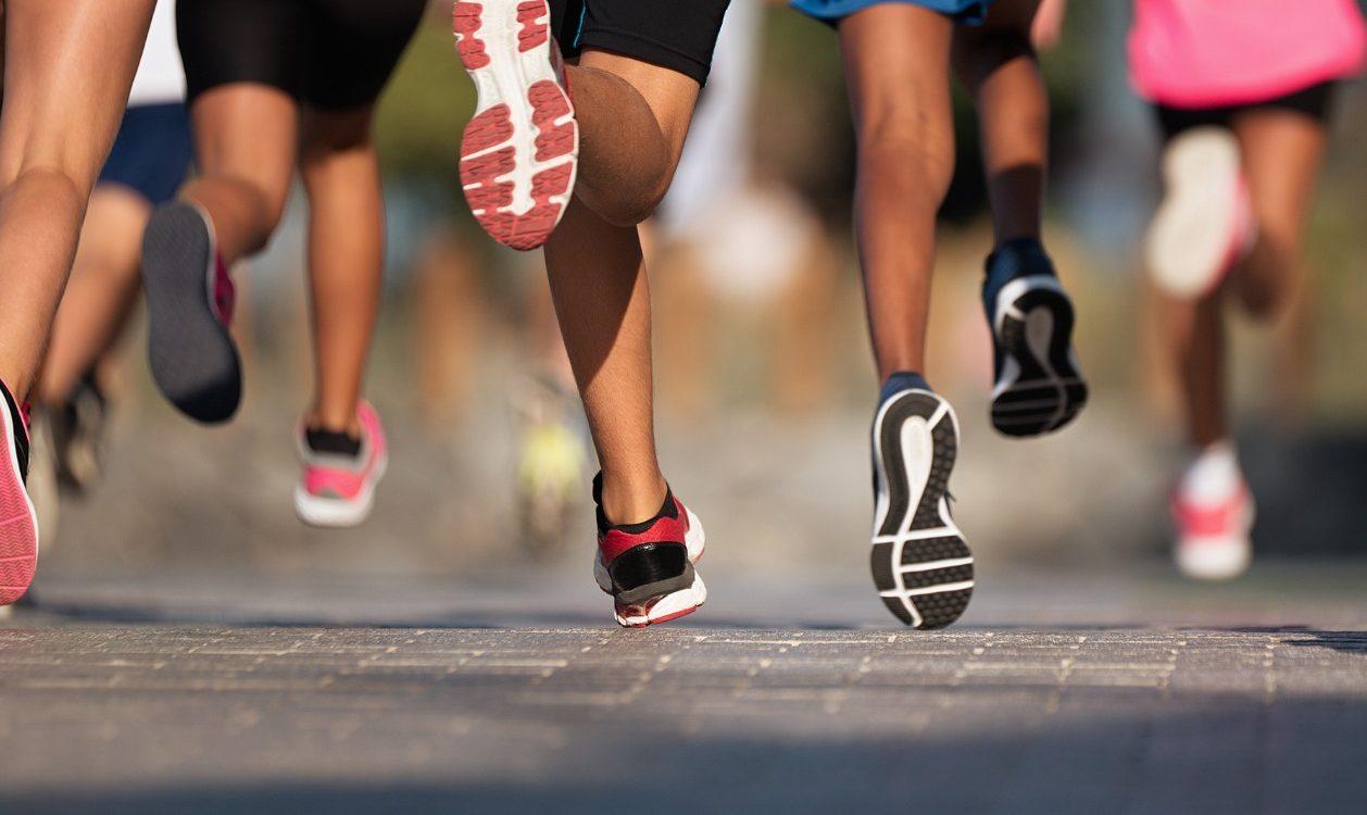Running Covid - Sport